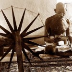 What would Gandhi do today?