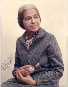 Gandhi Children Rosa Parks