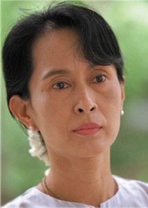 Gandhi Children Aung San Suu Kyi
