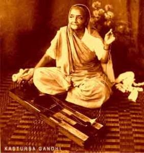 gandhi forgottenWoman 3 282x300 The Untold Story of Kastur   Wife of Mahatma Gandhi