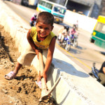 Indian Child Labor Readying Commonwealth Games