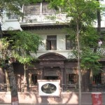 Coconuts removed from Trees at Mumbai Gandhi Museum for Obama's Safety