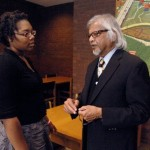 Arun Gandhi Speaks at MLK Awards