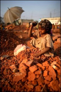 child labour rescue in New Delhi