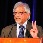 In Palm Springs Arun Gandhi Spreads Message of Peace