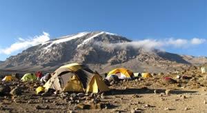 freedom climb base camp