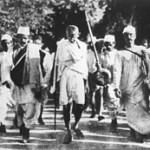 gandhi salt march