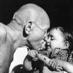 Mahatma Gandhi Fights Child Abuse