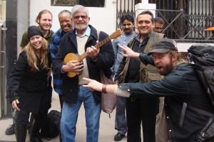 Arun Gandhi Legacy Tour new years