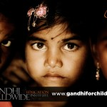 Gandhi Protects Children from Trafficking