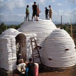 Superadobe Shelters Rising in Kolhapur!