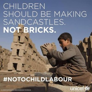 UNICEF No To Child Labour