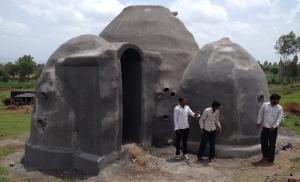 Gandhi Eco Dome