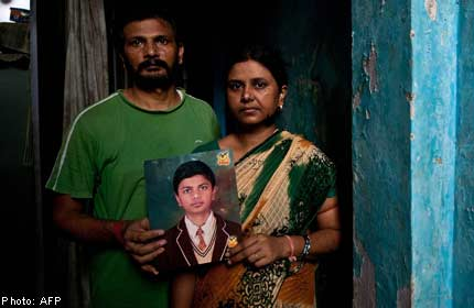 Missing children in India are Trafficked